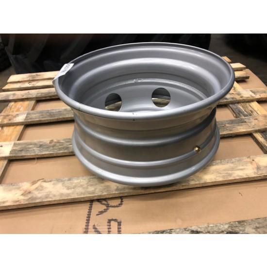 LKW-FELGE 6.75 X 17.5 H ALV, SILBER RAL9006