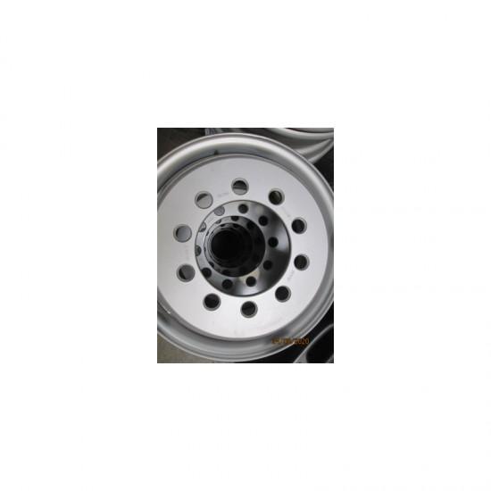 LKW-FELGE 6.00 X 17.5, ILV, SILBER RAL9006