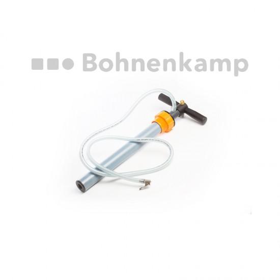 Pumpe für Reifendichtmittel Kanister