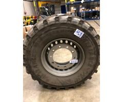 RAD 445 / 65 R 22.5 ALLIANCE 398